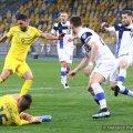 Збірна України здобуває надважливу перемогу над Фінляндією