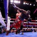 Тайсон Ф'юрі у видовищному бою здобуває перемогу над Деонтеєм Уайлдером. ВІДЕО