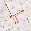 У Житомирі перекриють майдан Перемоги: схема об'їзду