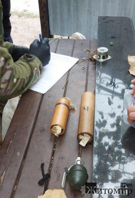 У квартирі жителя Житомира провели обшук: вилучили наркотики і прекурсори на мільйон гривень